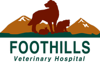Foothills Veterinary Hospital Logo